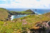 Cornwall wandern Reise Meer