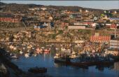 Grönland-Wanderreise-Hafen