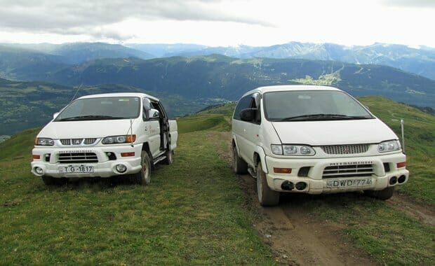Georgien Individualreise - Kaukasus, Weinland Kachetien und Tiflis