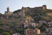 Georgien-Radreise-Tbilisi-Narikala-Festung