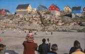 Grönland-Wanderreise-Dorf
