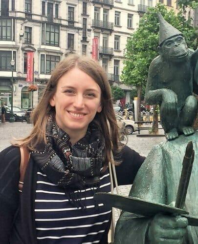 Via Verde Reisen - Unser Team: Grete in Brüssel