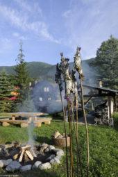 Slowakei-Wanderreise-Forelle al la Vlado