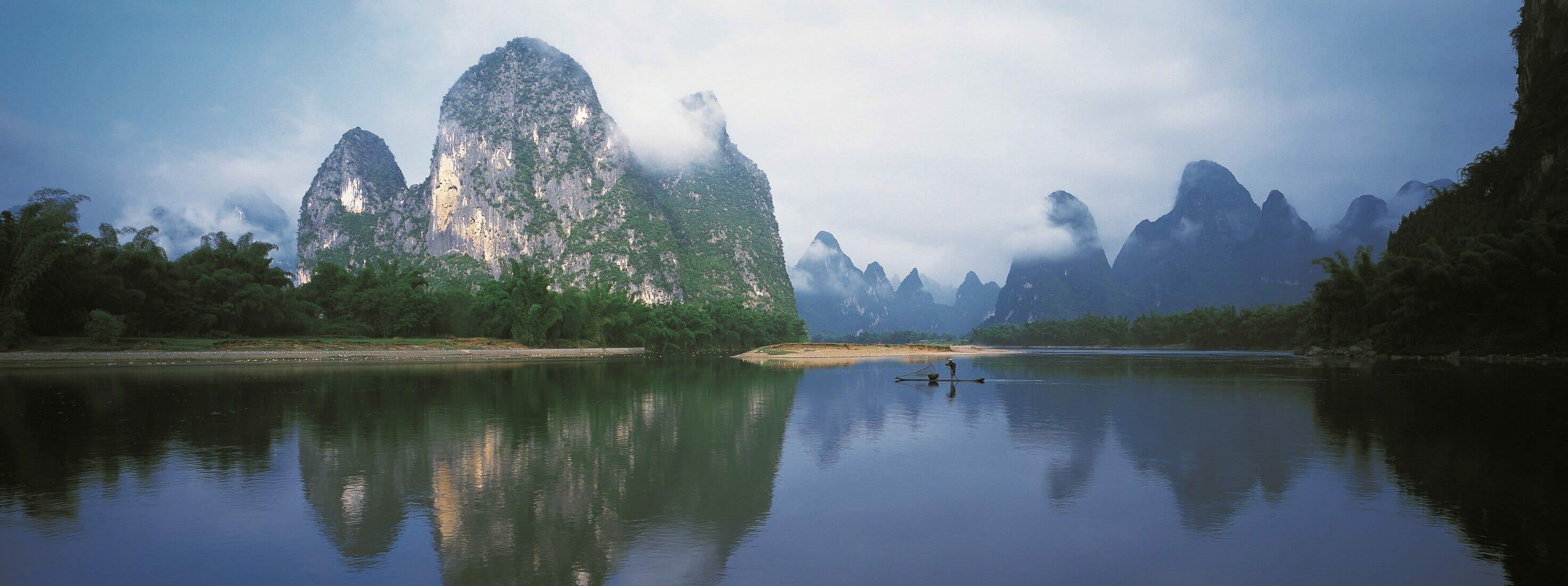Große China Radreise