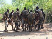 Tansania-Erlebnisreise-Hazabe-afrikanischer Stamm