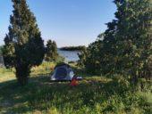 estland-aktivreise-campingplatz-zelt-meer