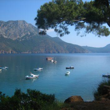 Türkei-Wanderreise-Bucht