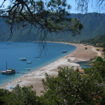 Türkei-Wanderreise-Lykien-Ausblick