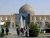 Iran-Studienreise-Moschee