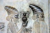 Iran-Studienreise-Wandschnitzerei