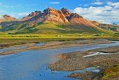 Island-Wander- und Erlebnisreise-Landschaft