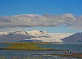 Island-Erlebnis- und Wanderreise-Vatnajokull-Landschaft
