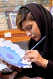 Iranreise Kunsthandwerk Bazar