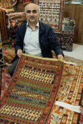 Iranreise Bazar Basar Teppich