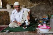 Iranreise Teezubereitung