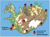 Island-Wander- und Erlebnisreise-Reiseverlauf