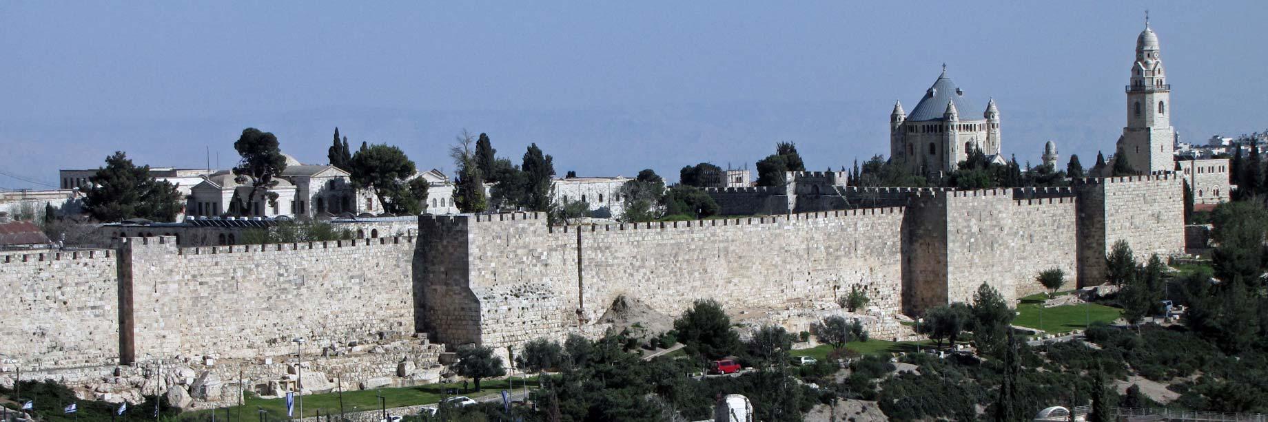 Israel Wanderreise