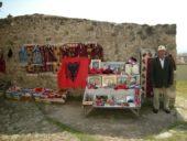 Albanien-Wanderreise-Kruja-Stand
