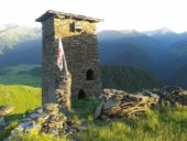 Georgien-Wanderreise-Festung-Keselo