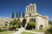 Nordzypern-Silvesterreise-Abtei-Bellapais