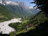 Wanderreise Albanien Alpen