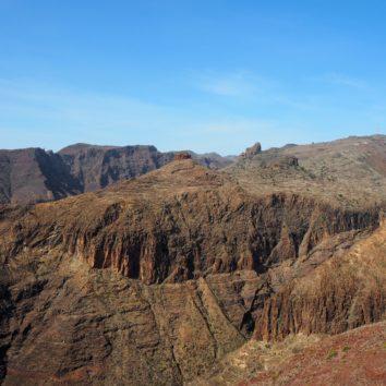 Kanaren-Wanderreise-La Gomera-Landschaft