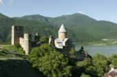 Georgien-Wanderreise-Festung-Ananuri