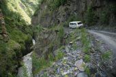 Georgien-Wanderreise-Swanetien-Kleiner-Kaukasus-Fahrt-Gebirge