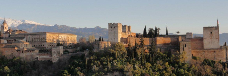 Spanien Andalusien Wanderreise - Alhambra