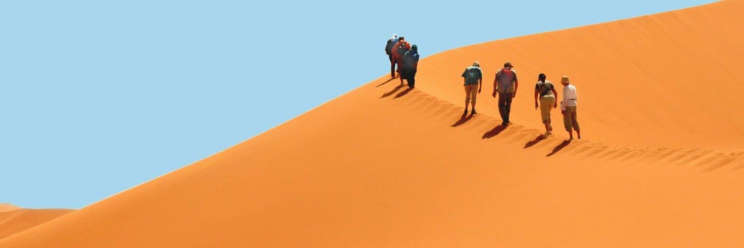 Marokko Wanderreise