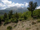 Albanien-Wanderreise-Gebirge