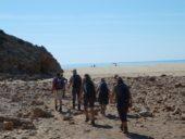 Wandern, Portigal, Strand