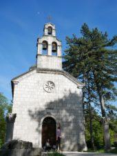 Montenegro-Wanderreise-Kirche-Cetinje
