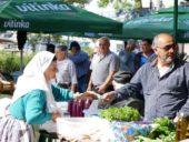 Montenegro-Wanderreise-Marktstand-Stari-Bar