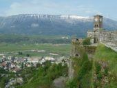 Albanien-Wanderreise-Burg-Gjirokastra