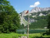 Bosnien-und-Herzegowina-Wanderreise-Bergsee