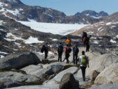 Grönland-Wanderreise-Wanderung