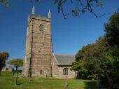 England-Wanderreise-steinerner-Kirchturm-St. Ives