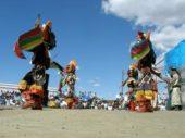 Mongolei-Erlebnisreise-Tänzerin-Naadam-Fest