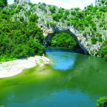 Frankreich-Wanderreise-Pont-d'Arc