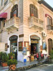 Italien-Wanderreise-Cinque Terre-Weinladen