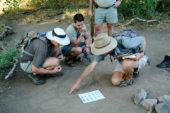 Ranger-Ausbildung-Südafrika-Fährten-lesen