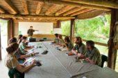 Ranger-Ausbildung-Südafrika-Unterrichtsstunde