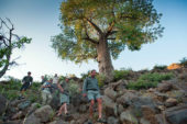 Ranger-Ausbildung-Botswana-Reisegruppe