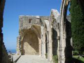 Nordzypern-Wanderreise-Kirchenruinen