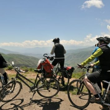 Armenien-Radreise-Radausflug-Gipfel