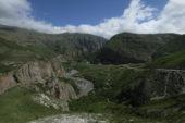 Aserbaidschan-Wanderreise-Landschaft