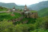 Armenien-Radreise-Tatev Kloster
