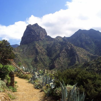 Kanaren-Reise. Wanderurlaub La Gomera