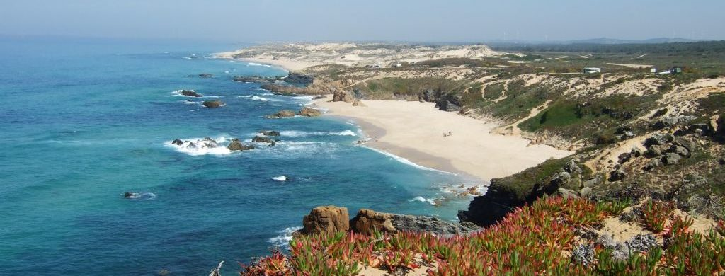 portugal-wanderreise-strand-bucht